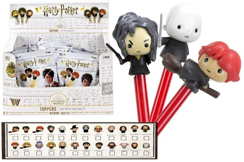 Harry Potter Pen Topper assorti in display (24)