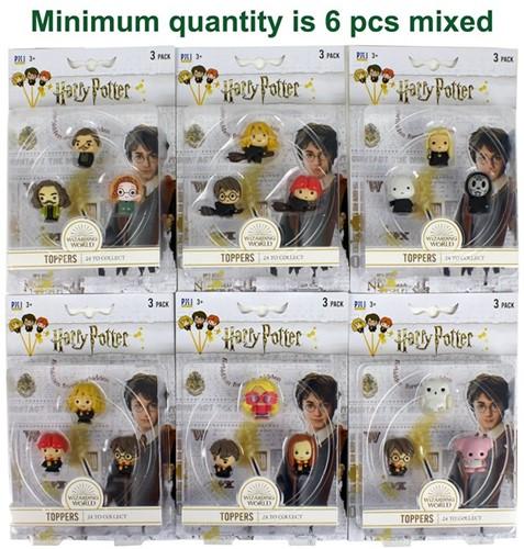 Harry Potter Pen Topper assorti in box 3-pack