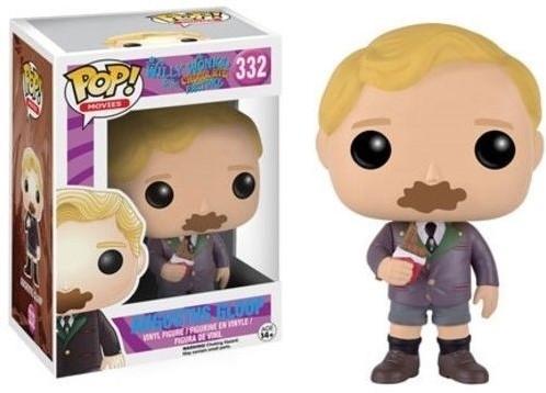 POP! Movie Willy Wonka Augustus Gloop