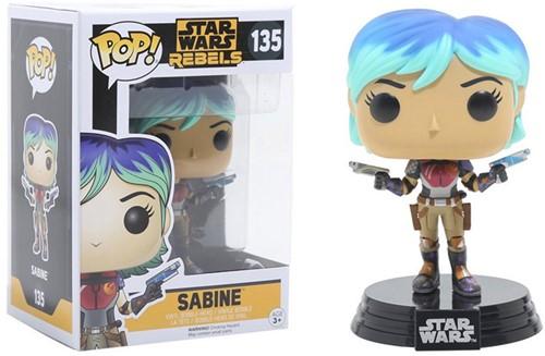POP! Star Wars Rebels Sabine