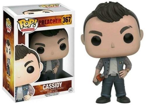 POP! Preacher - Cassidy