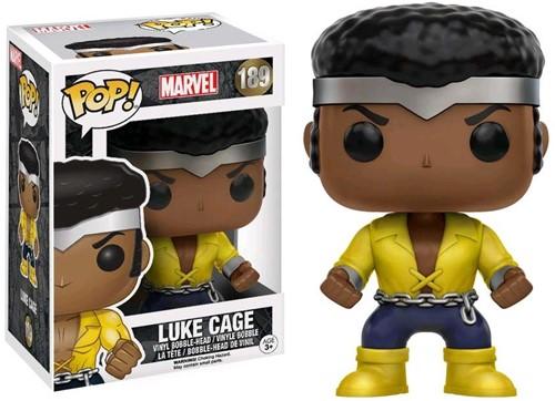 POP! Marvel Power Man Luke Cage Power