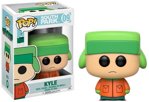 POP! TV South Park Kyle