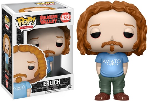 POP! Silicon Valley - Erlich