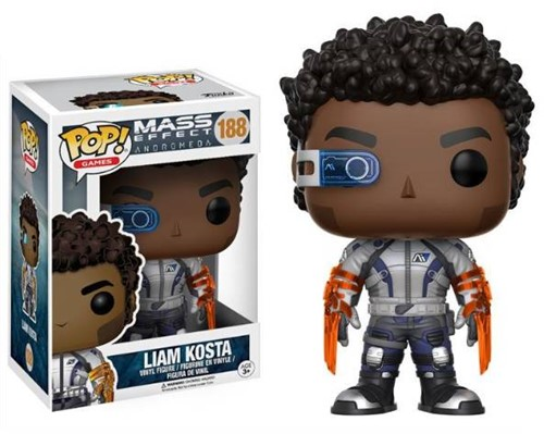 POP! Games Mass Effect Andromeda Liam Kosta