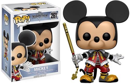 POP! Disney Kingdom of Hearts Mickey (JP)