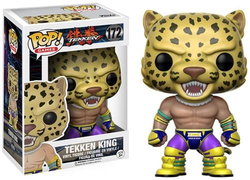POP! Games Tekken King Classic