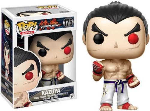 POP! Games Tekken Kazuya