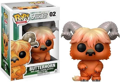 Funko POP! Funko Monsters Butterhorn