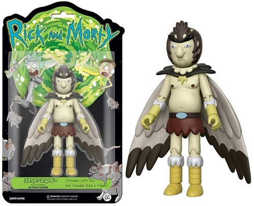Funko Rick & Morty Bird Person
