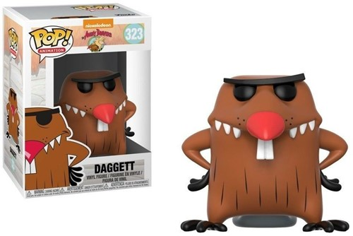 POP! TV Angry Beavers Dagget
