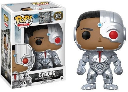 POP! Movies DC Justice League Cyborg