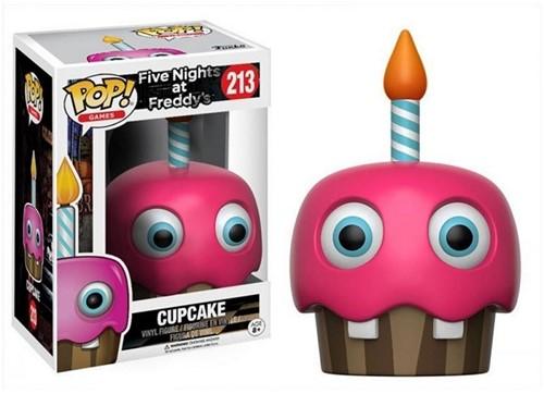 POP! Vinyl Games Five Nights at Freddys Cupcake