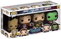 POP! Marvel GOTG2 4-PACK Group 1