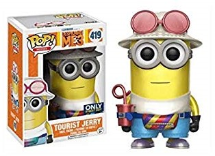 POP! Movies DM3 Tourist Jerry (CH)
