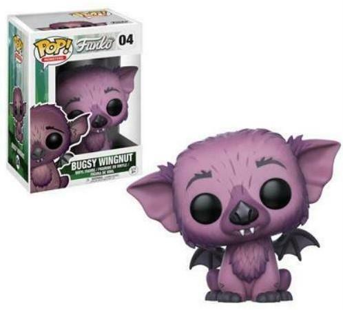 Funko POP! Funko Monsters Bugsy Wingnut