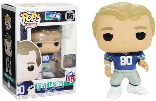 POP! NFL Legends Steve Largent SeaHwk
