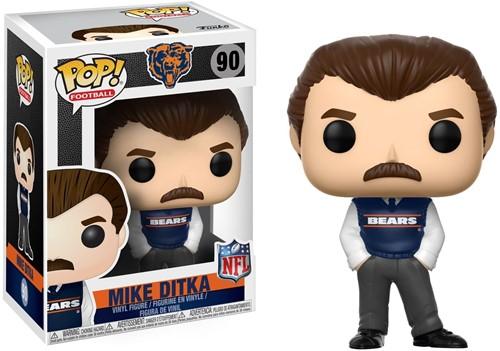 POP! NFL Legends Mike Dikta Bears