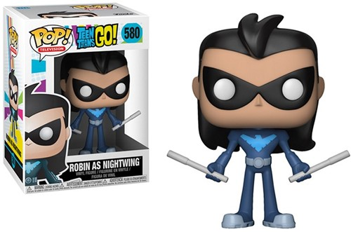 POP! Tv Ttg S3 Robin As Nightwing