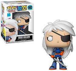 POP! TV Teen Titans Go! Rose Wilson