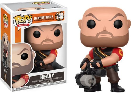 POP! Team Fortress 2 Heavy