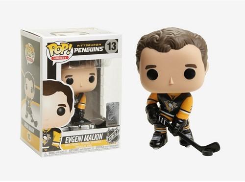POP! NHL Evgeni Malkin (Home Jersey)