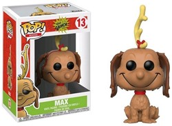 POP! Books The Grinch Max the Dog