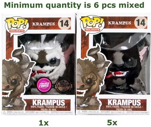 POP! Holidays Krampus w/Chase