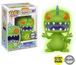 POP! Rugrats S1 Reptar (GITD)