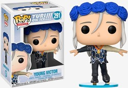 POP! Animation Yuri On Ice S1 Young