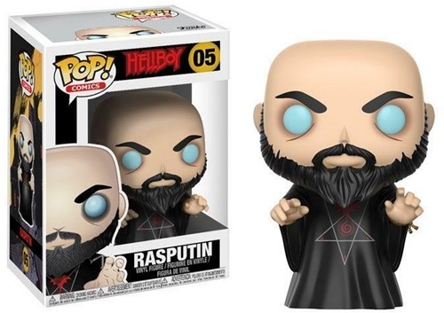 POP! Comics Hellboy Rasputin