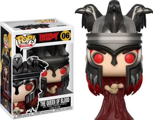 POP! Comics Hellboy Numue,Qn of Blood