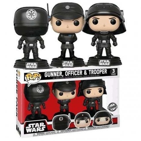 POP! Star Wars Star Wars 3-Pack Death Star