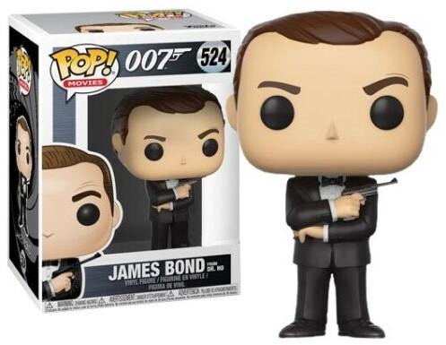 POP! Movies James Bond Sean Connery