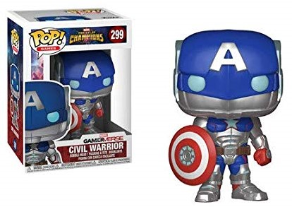 POP! Marvel COC Civil Warrior
