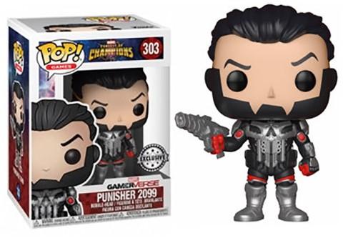 POP! Games Marvel CoC Punisher 2099
