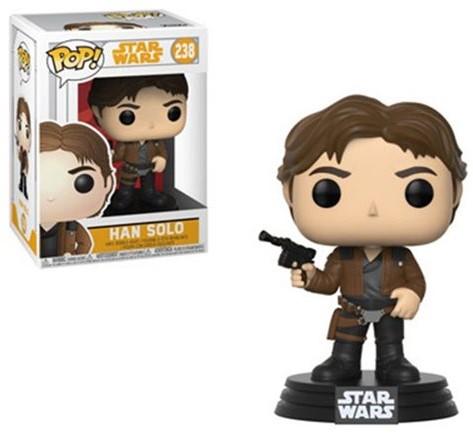 POP! Star Wars Han Solo