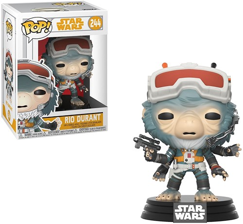 POP! Star Wars Rio Durant