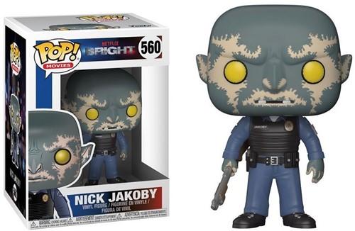 POP! Bright S1 Nick Jakoby/Gun