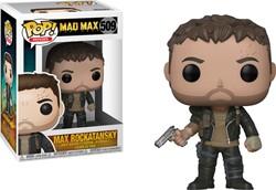 POP! Mad Max Fury Road Max with Gun