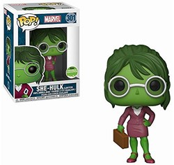 POP! Bobble Marvel Lawyer She-Hulk