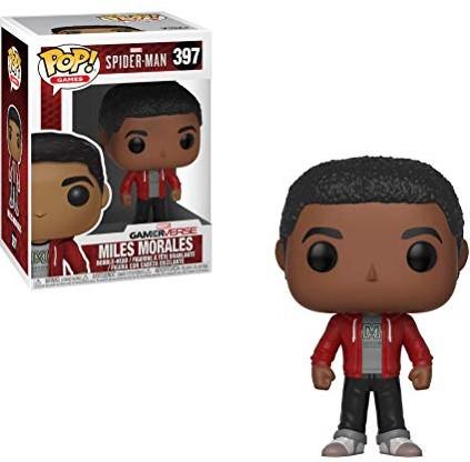 POP! Spiderman Miles Morales