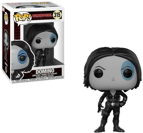 POP! Marvel Deadpool Parody Domino