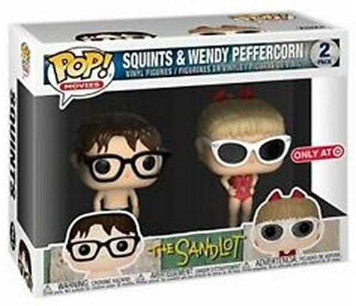 POP! Vinyl 2-Pack The Sandlot Wendy & Squints