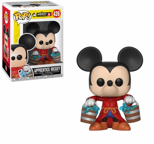 POP! Disney Mickey Mouse 90th Anniversary Mickey Mouse (Apprentice Version) (JP)