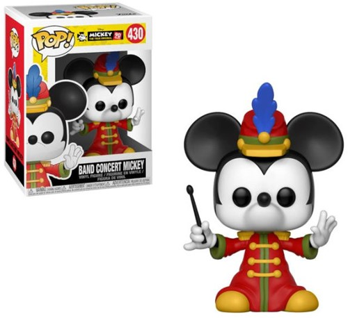 POP! Disney Mickey Mouse 90th Anniversary Mickey Mouse (Band Concert Version)