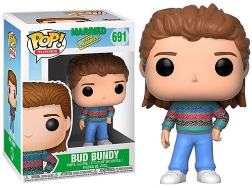 POP! Married with Children Bud Bundy