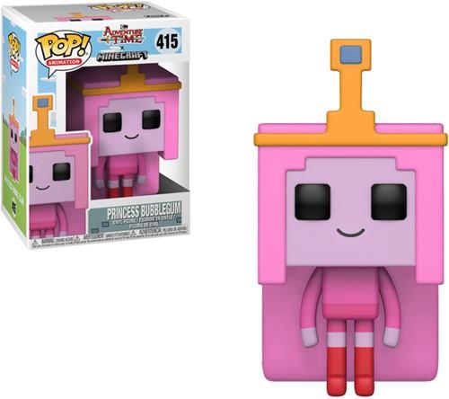 POP! Adventure Time Minecraft Princess Bubblegum