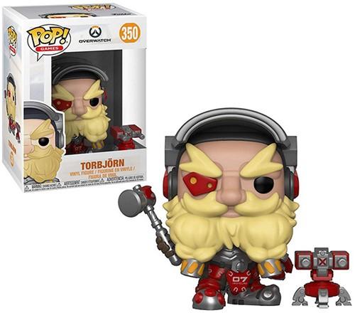 POP! Overwatch Torbjörn