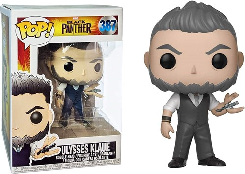 POP! Marvel Black Panther Ulysses Klaue